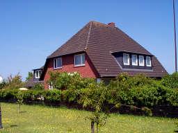Ferienhaus Moritzen, Nebel auf Amrum